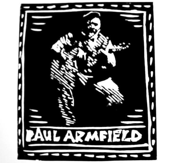 Paul Armfield: Blood, Fish and Bone