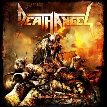 Death Angel- Relentless Retribution