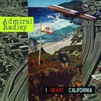 Admiral Radley I Heart California