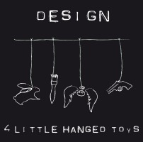 Design- 4 Little Hanged Toys