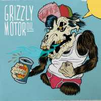 Grizzly Motor Oil