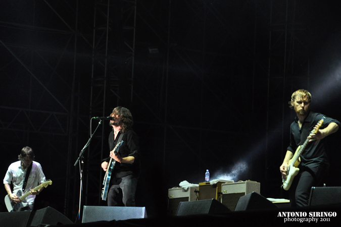 Foo Fighters @ Rock in Idrho. Foto di Antonio Siringo