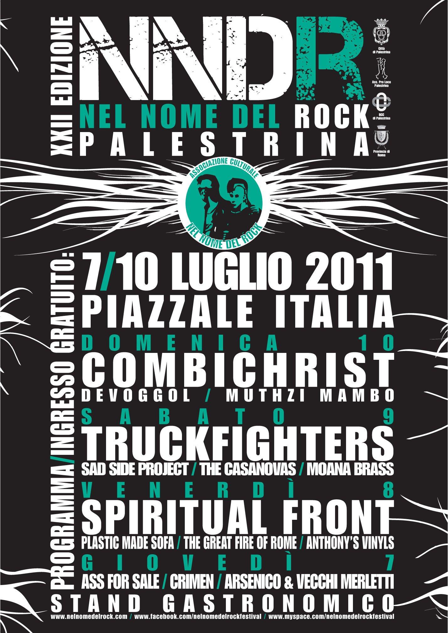 festival Nel Nome del ROCK 2011
