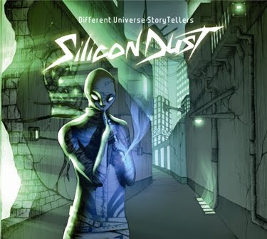 Silicon Dust- Different Universe Story Tellers