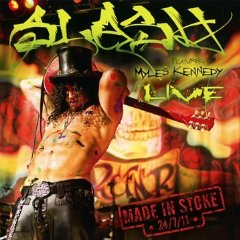 Slash- Made in Stoke