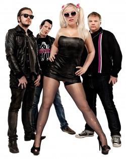 Caroline And The Treats: Saturday Night Rock & Roll