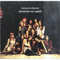 Gianluca De Rubertis- Autoritratti con oggetti