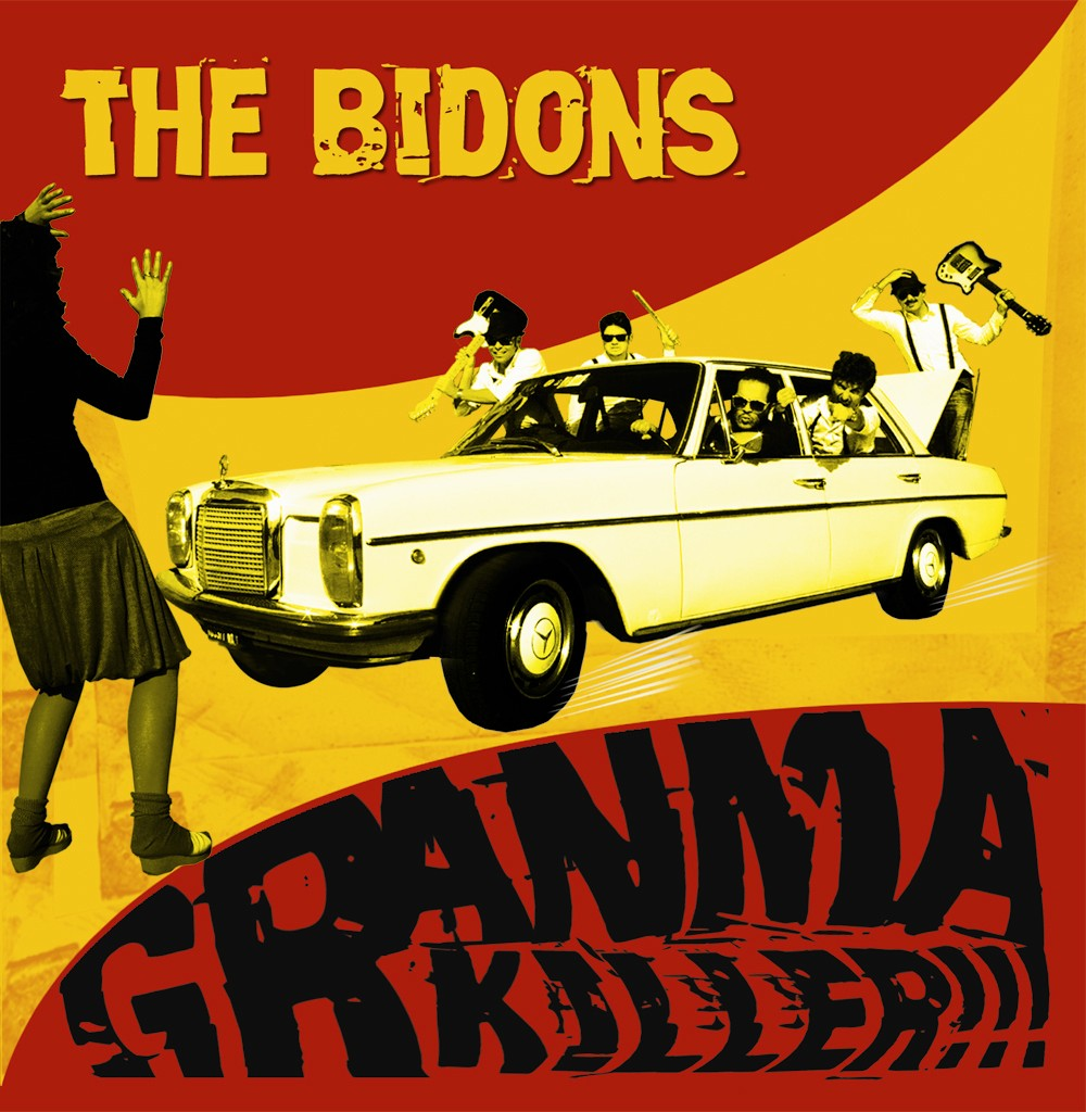 The Bidons- Grandma Killer