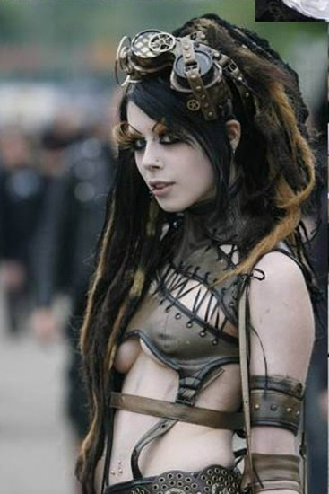 Wave-Gotik-Treffen 2013 @ Lipsia | Sassonia | Germania