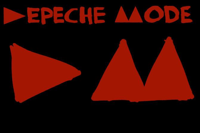 Depeche Mode Logo 2013 Depeche Mode Logo   ww...