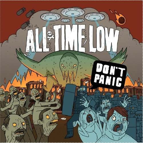 All Time Low- Don't Panic