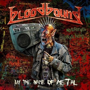 Bloodbound- In the Name of Metal