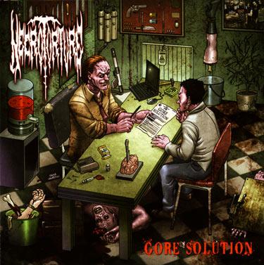 Necrotorture- Gore Solution
