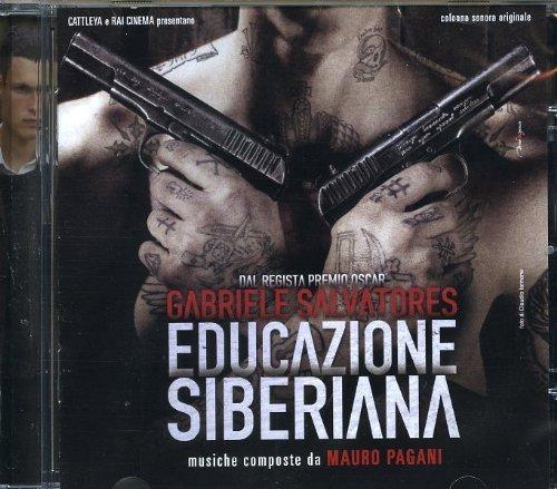 Mauro Pagani- Educazione Siberiana