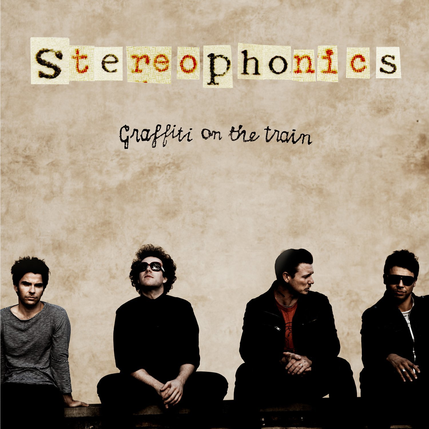 Stereophonics- Graffiti On The Train