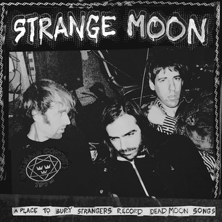 A Place To Bury Strangers- Space Moon