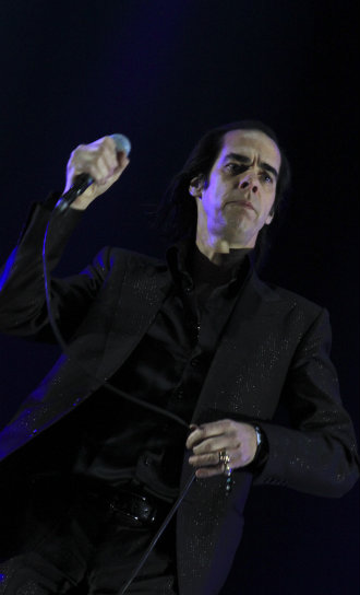 Nick Cave and the Bad Seeds - primavera sound 2013