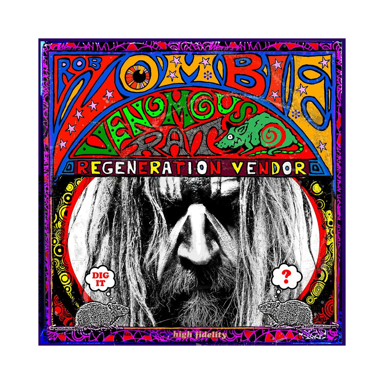 Rob Zombie- Venomous Rat Regeneration Vendor