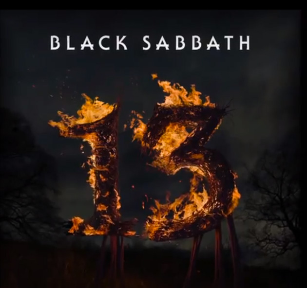 Black Sabbath- 13