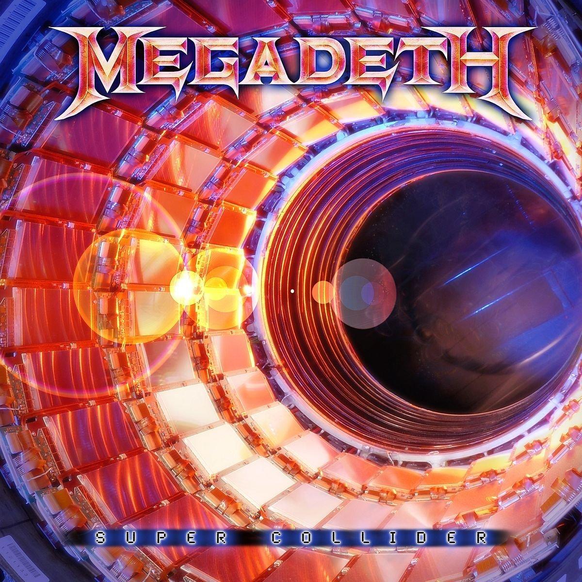 Megadeth- Super Collider