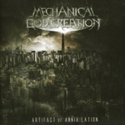 Mechanical God Creation Artifact Of Annihilation