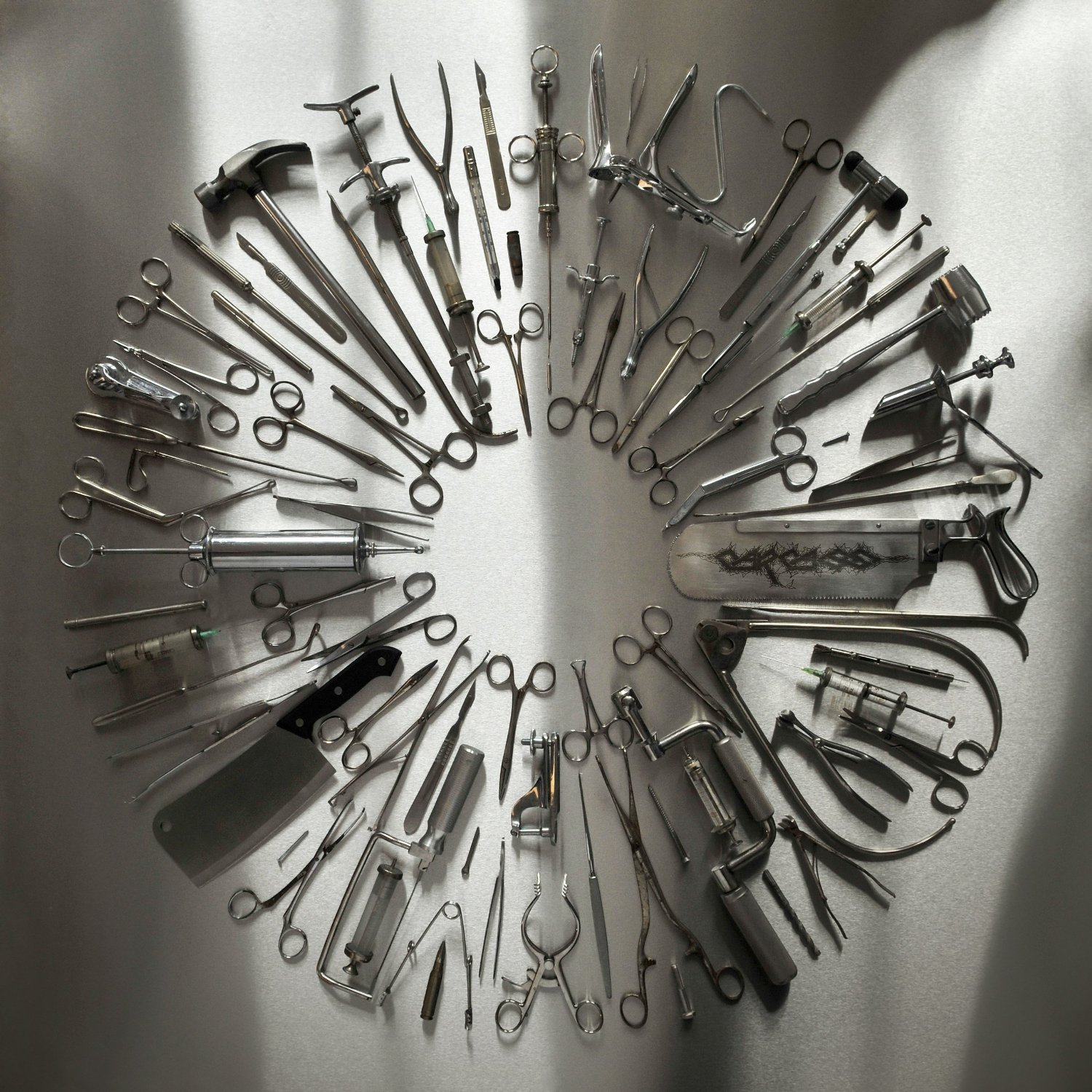 Carcass- Surgical Steel