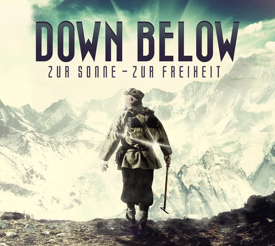 Down Below- recensione-Zur Sonne-Zur Freiheit