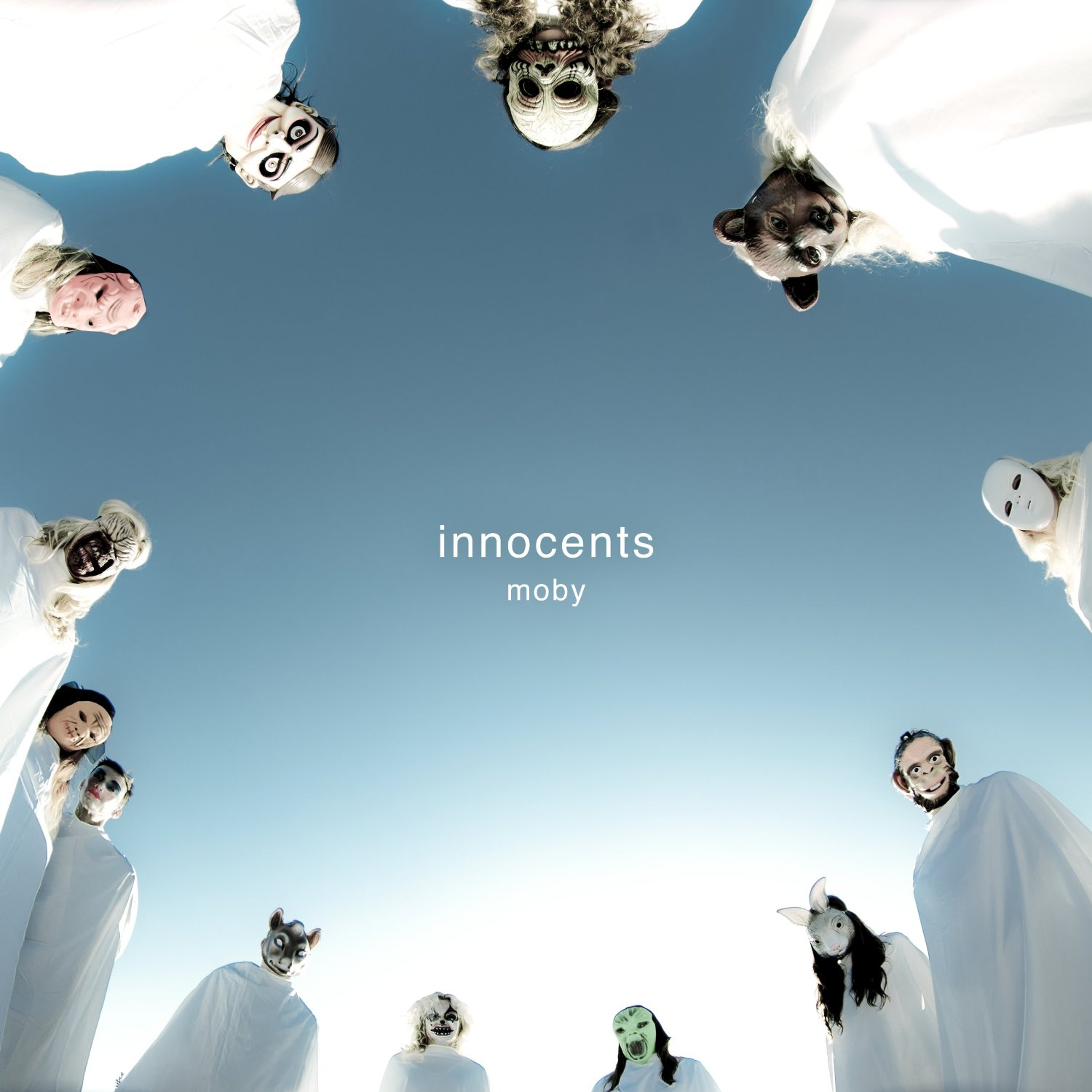 Moby- Innocents