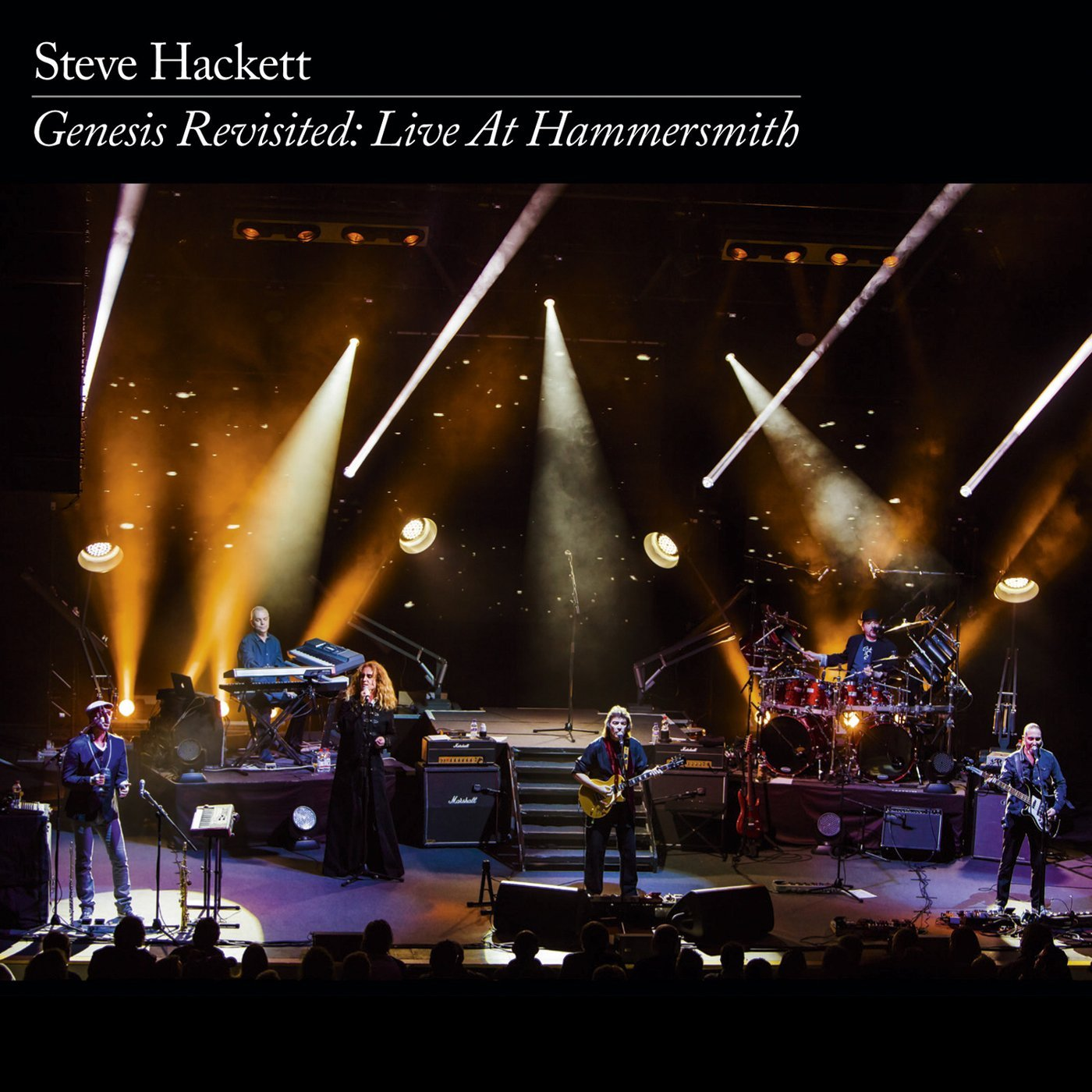 Steve Hackett- Genesis Revisited – Live at Hammersmith