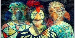 Above The Tree & Drum Ensemble Du Beat- Cave Man
