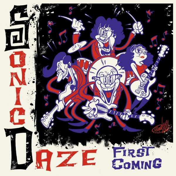 Sonic Daze- First Coming