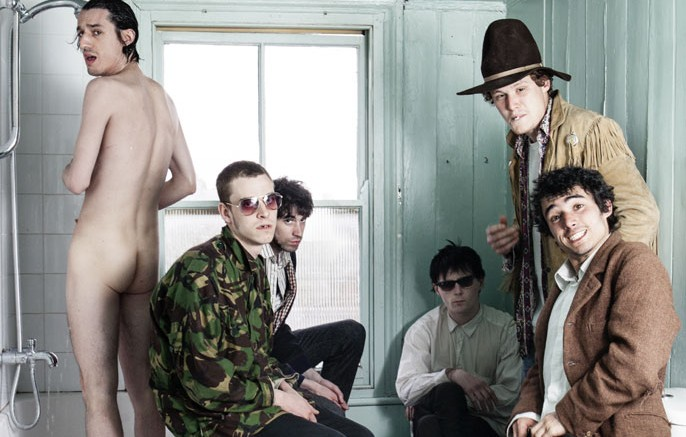 The Fat White Family- Champagne Holocaust