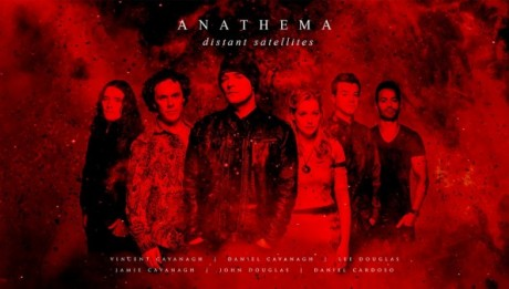 Anathema- Distant Satellites_