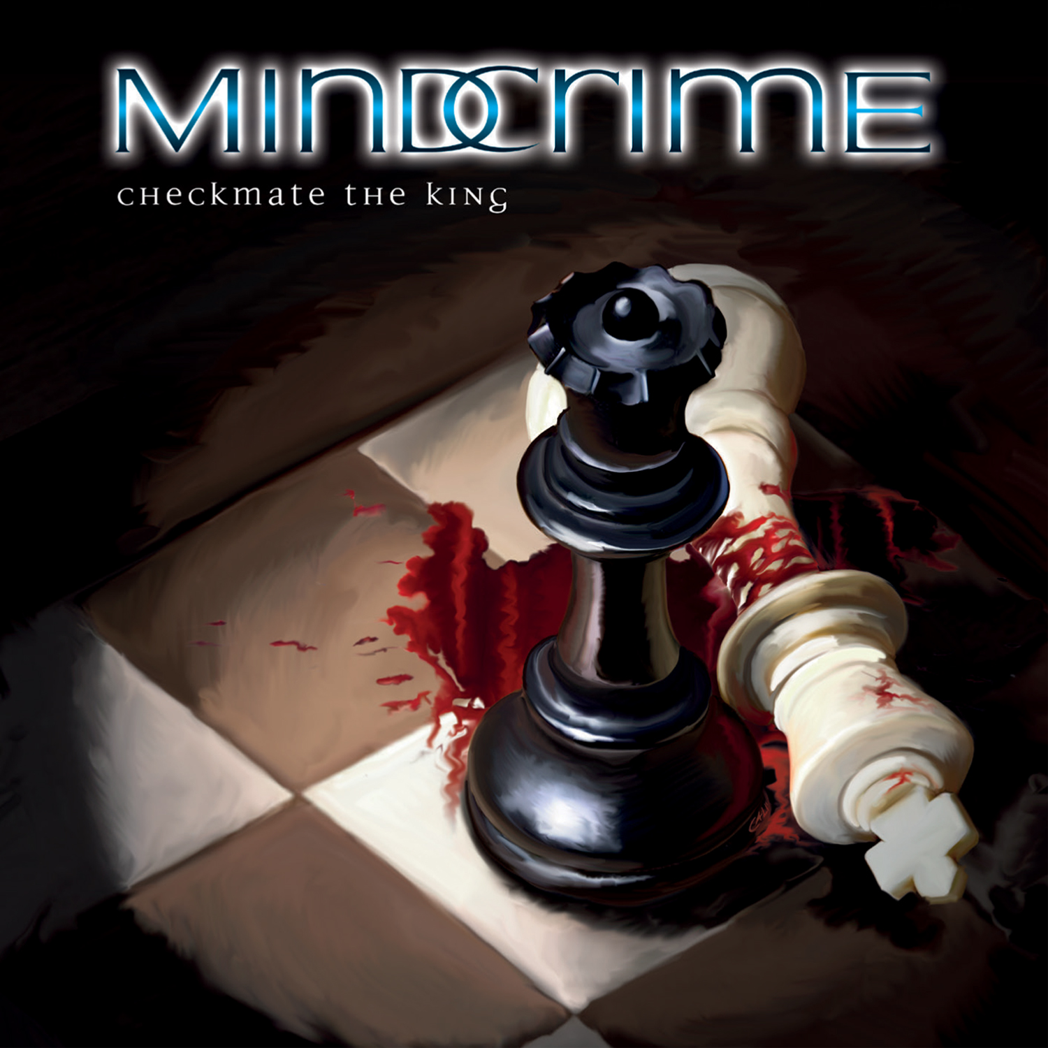 Mindcrime recensione Checkmate the King