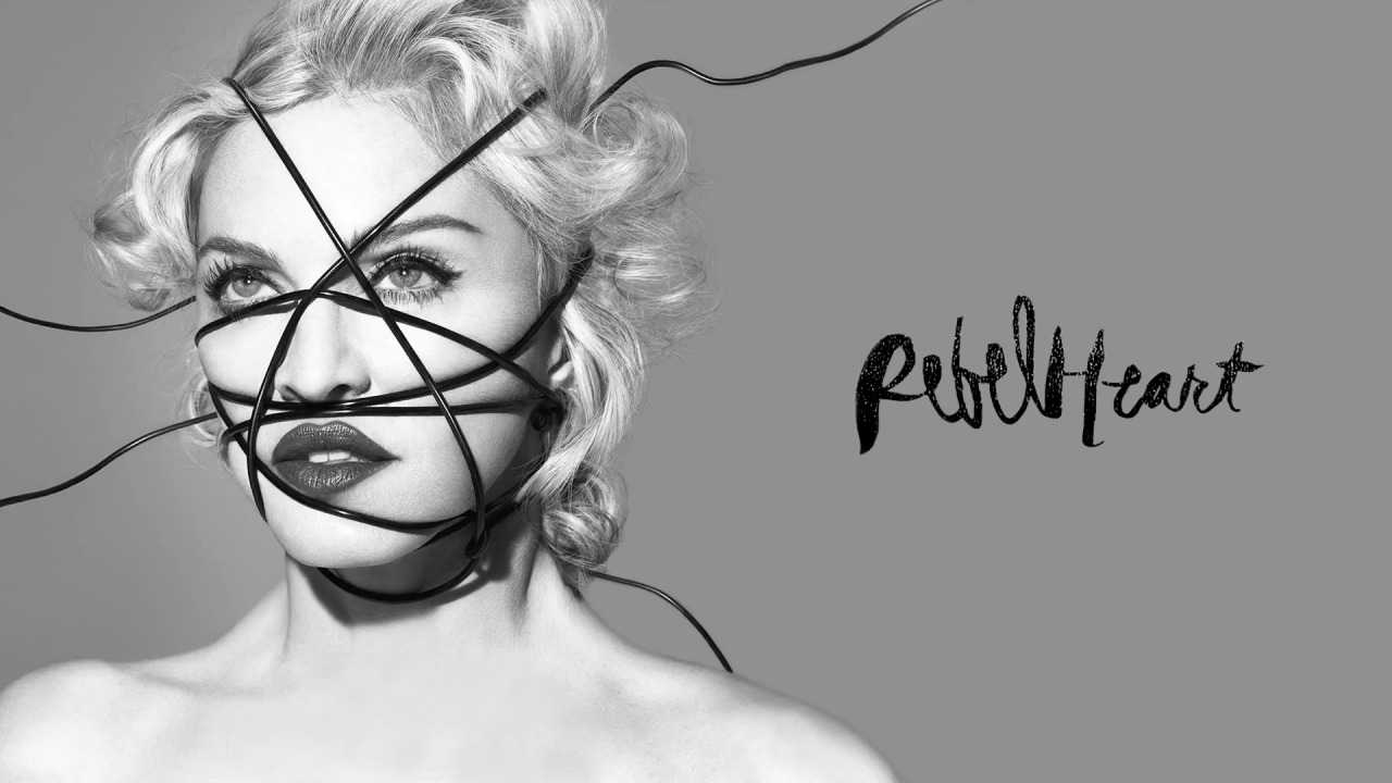 recensione Madonna- Rebel Heart