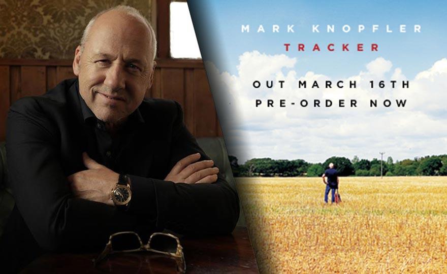 Mark Knopfler- Tracker