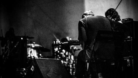 Godspeed You Blac Emperor @ Zanne 2015. Foto di Antonio Serra.