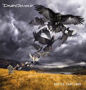 David Gilmour- Rattle That Lock-recensione