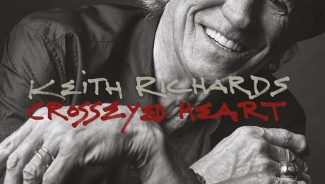 Keith Richards- Crosseyed Heart