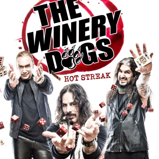 The Winery Dogs- Hot Streak-recensione
