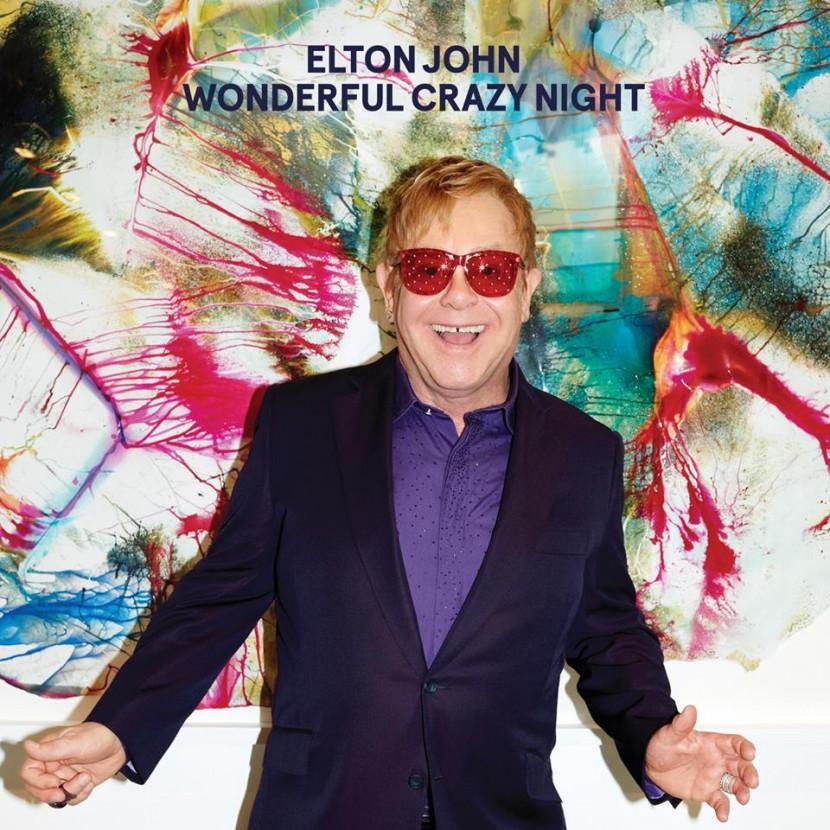Elton John- Wonderful Crazy Night