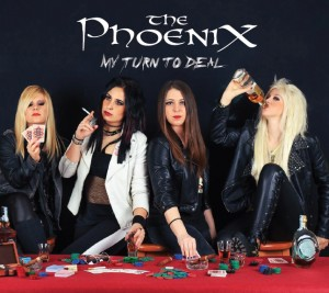 The Phoenix- My Turn To Deal-recensione