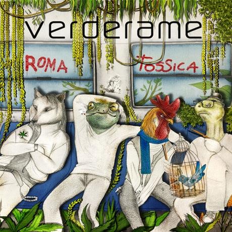 Verderame- Roma Tossica