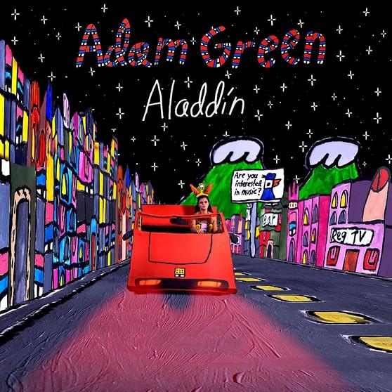 Adam Green- Aladdin