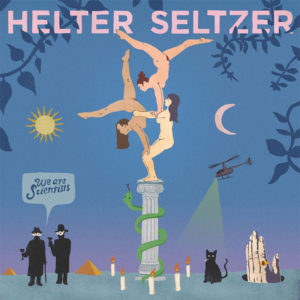Helter Seltzer- We are scientists