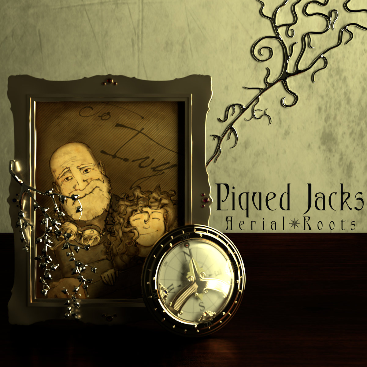 Piqued Jacks- Aerial Roots-recensione