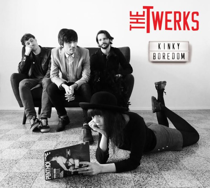 The Twerks- Kinky Boredom