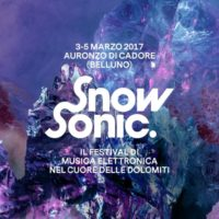 snow sonic festival 2017