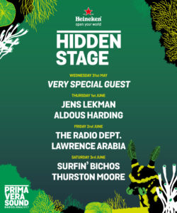 primavera sound 2017 hidden stage