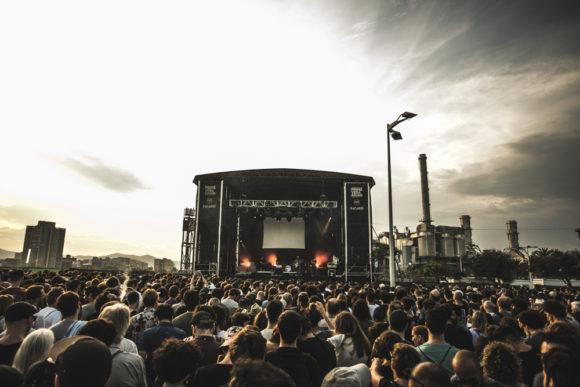 Atmosphere Bacardi Live 02 primavera sound 2017 foto di Sergio Albert